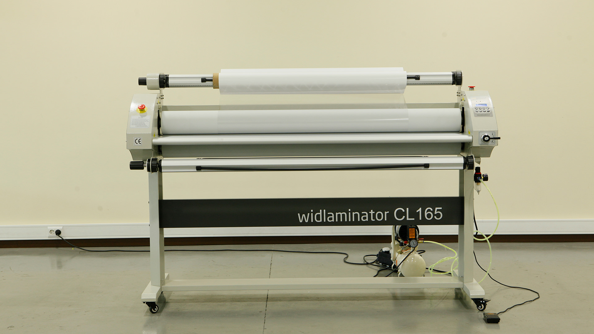 widlaminator cl165
